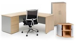 Office, desks, chairs, filing cabinet, tambour cupboard, stationery cupboard, table,  desk, reception, canteen, furniture